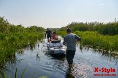 Организованные туры на байдарках в Полтава