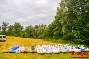 Байдарки в г. Полтава